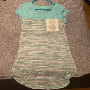 Filly Flair tunic top